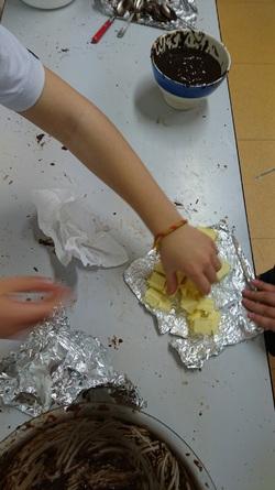 cuisine de noël