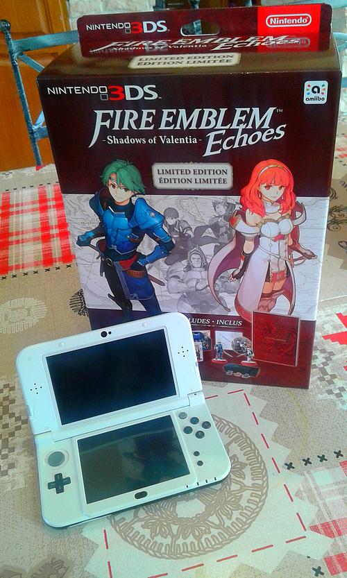 Fire Emblem Echoes: Edition Limitée