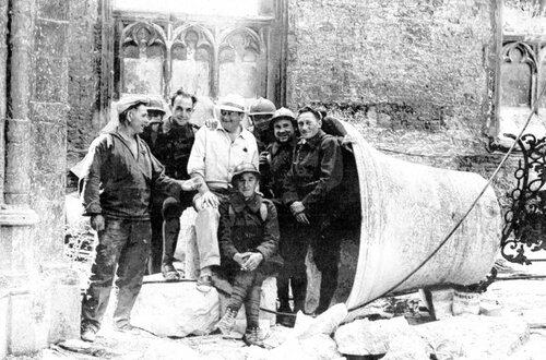 En octobre 1908, on restreint les sonneries des cloches des églises