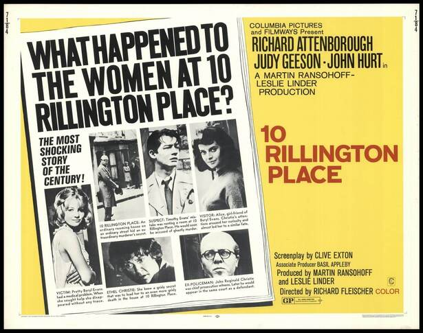 10 RILLINGTON PLACE BOX OFFICE