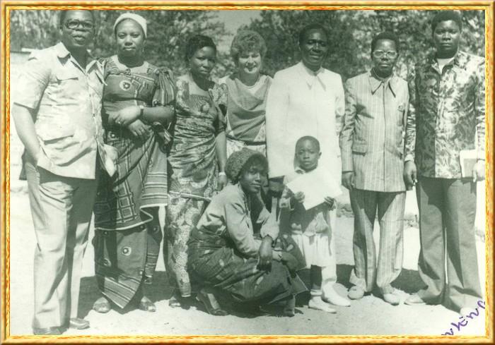 Saint Nicolas à Kolwezi