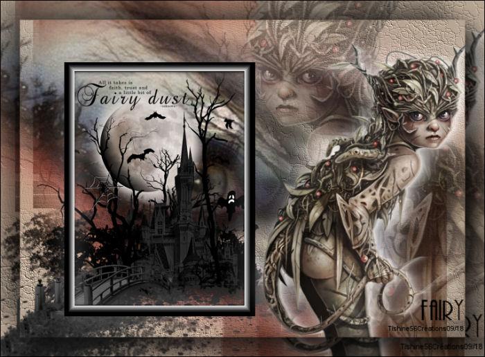 Fairy par Tishine56Créations