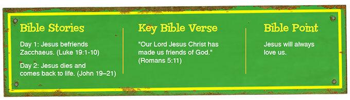Contenu biblique