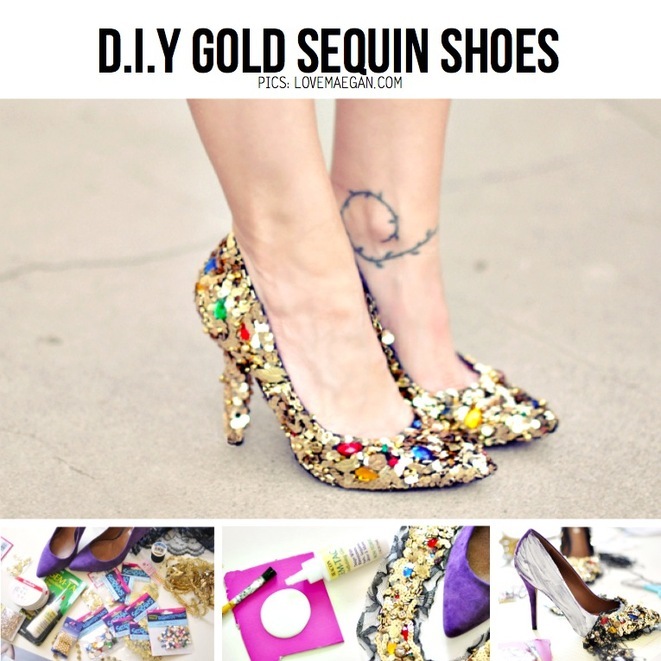 Diy Chaussures 4