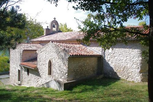 12 juillet 2014 - Puivert - Chapelle de Notre Dame de Bon secours