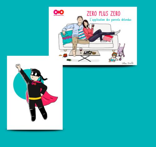 J'ai testé pour vous : Zéro plus Zéro - le réseau d'entraide des parents