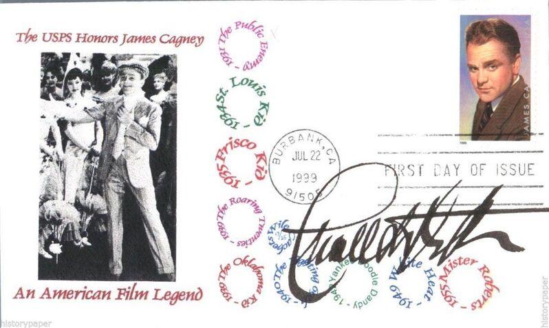 CHUCK rend hommage à James Cagney (1974)