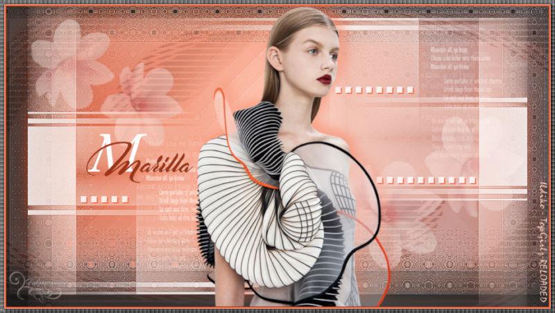*** Marilla - Ildiko TopGirlz-RELOADED ***