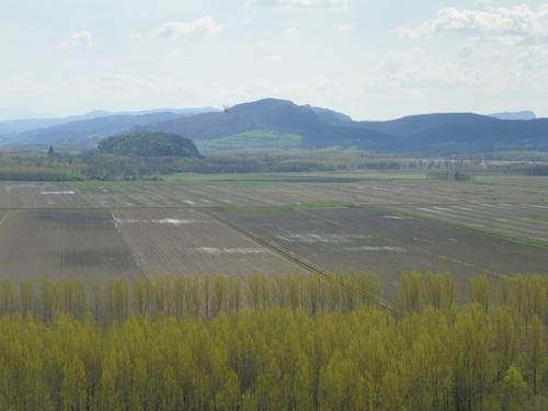 La colline du Jugeant