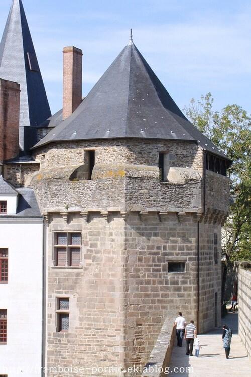Chateau des Ducs de bretagne à Nantes
