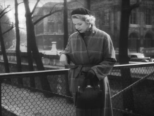 Leur dernière nuit, Georges Lacombe, 1952