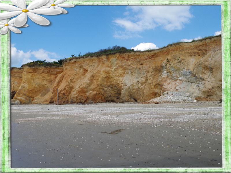 56760 Pénestin plage de la mine d'or
