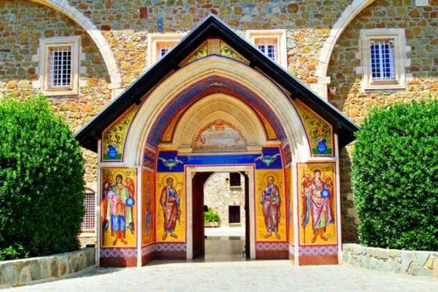 Les églises peintes de Troodos