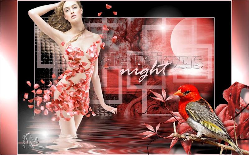 *** Delicious Night ***