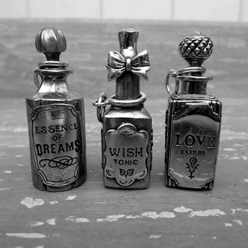 Une petite touche de parfum ?