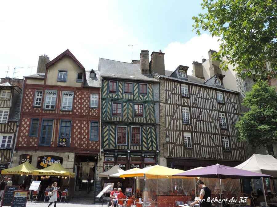 Rennes (2) dept 35