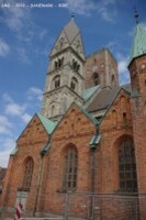 Ribe-cathedrale