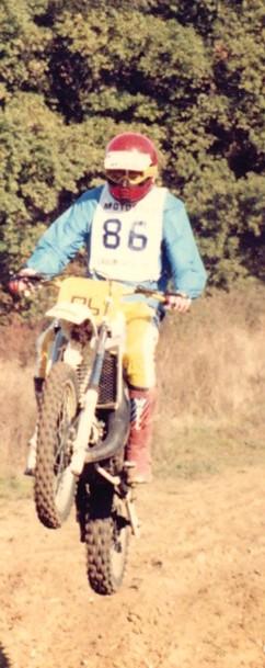 Husqvarna WR250 1985