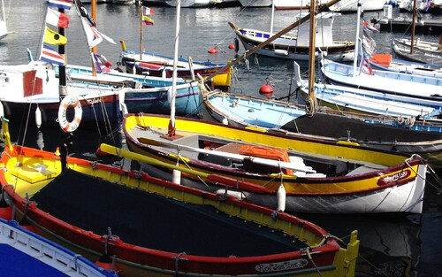 Les vieilles barques