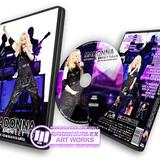 Madonna Tour  DVD Live Sticky Sweet Buenos Aires