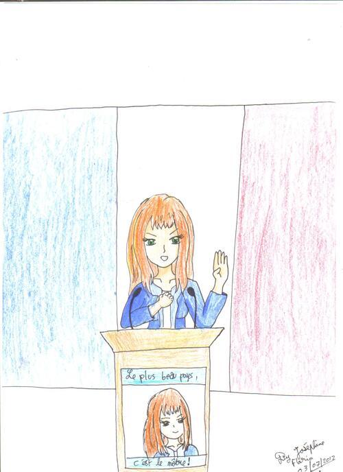 Concours de Miittou - Politicienne