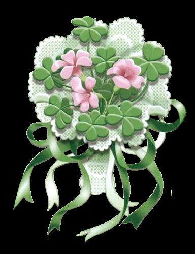 Décorations St-Patrick Série 8