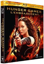 [Blu-ray] Hunger Games: L'embrasement