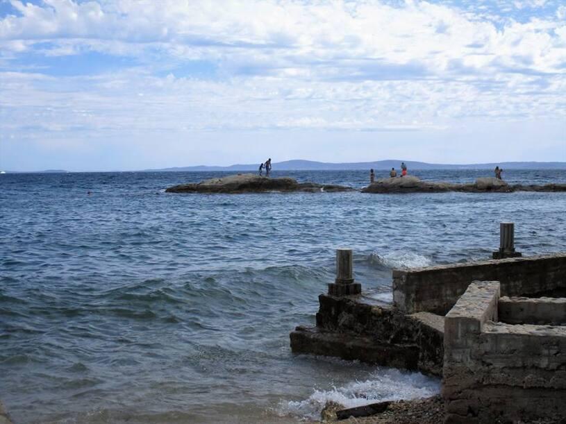 L'image contient peut-être: océan, ciel, nuage, eau, plein air et nature