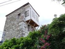 Tour Toukaladellis à Loutropoli à Thermis