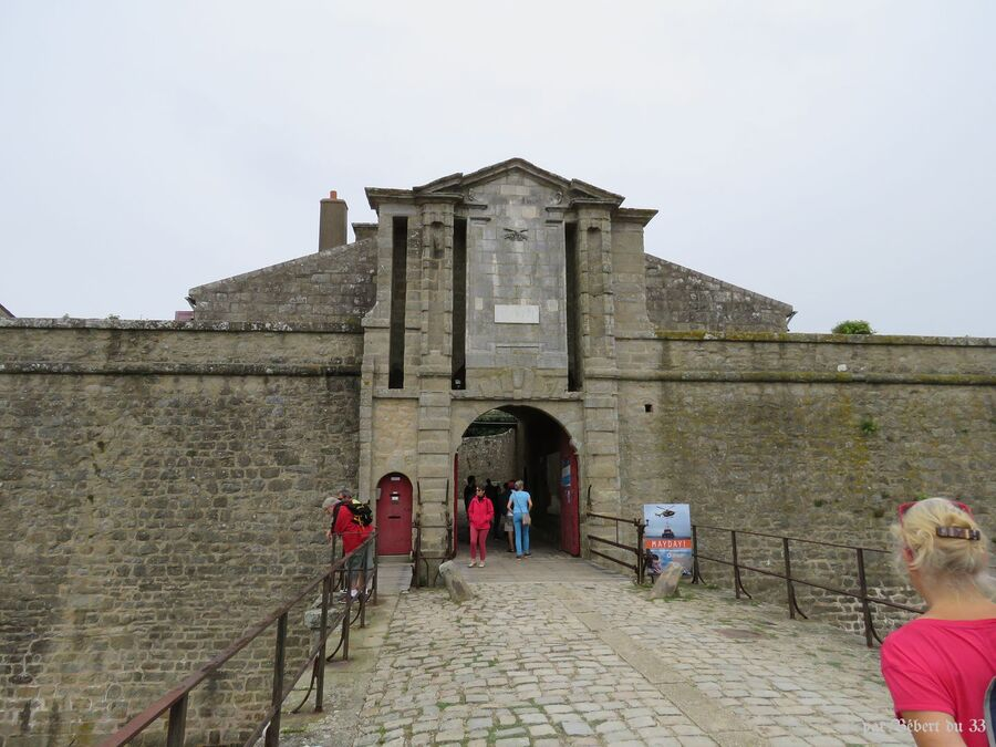 la citadelle de Port Louis (56)
