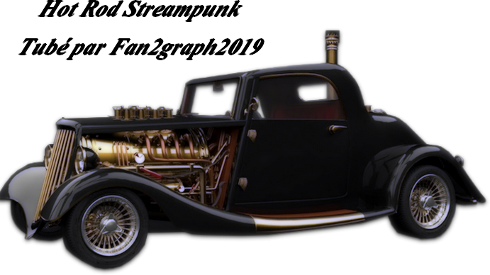 Hot Rod 2 streampunk
