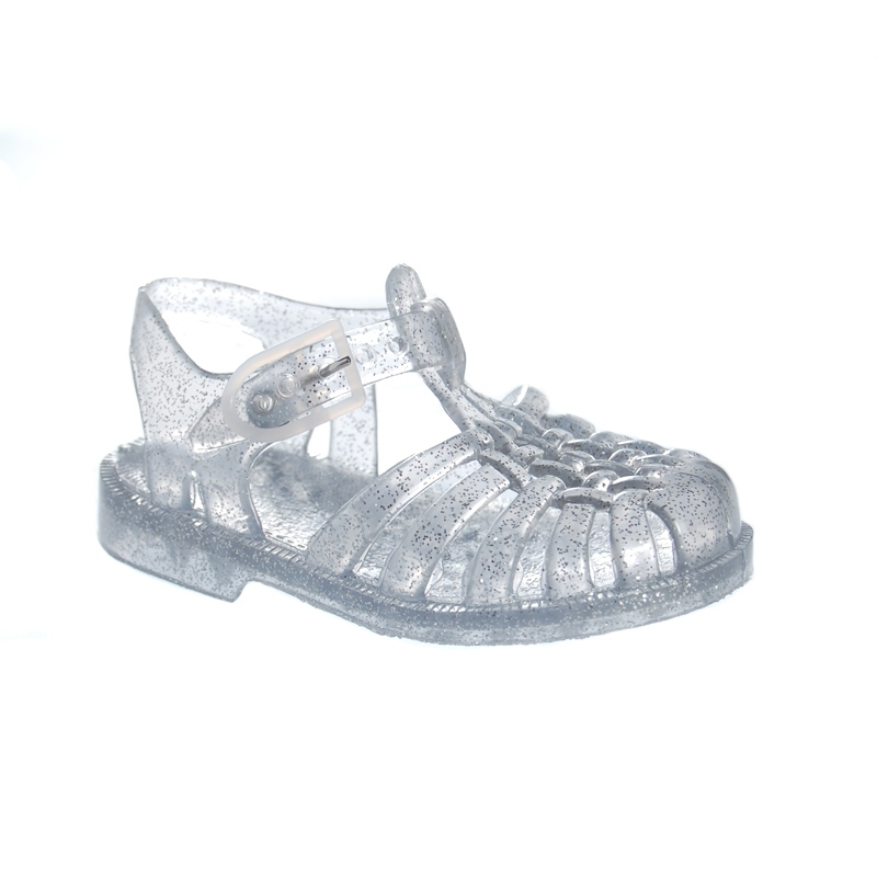 sandale de plage méduse