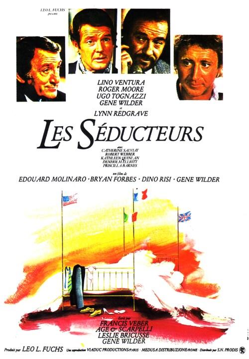LES SEDUCTEURS - BOX OFFICE LINO VENTURA 1980