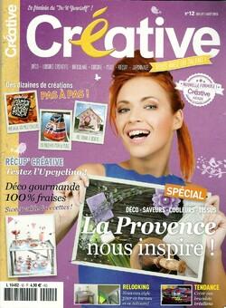Magazine Créative Juillet / Août