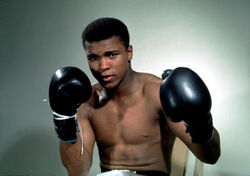 La mort a mis KO Mohamed Ali !