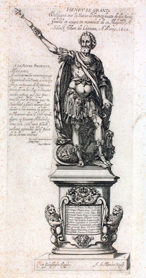 [L'avant Noël] Dimanche 8 décembre : Henri IV en Clairac