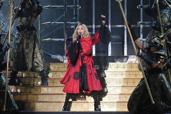 Madonna - Rebel Heart Tour - 2015 10 01 - Detroit, MI, USA (14)