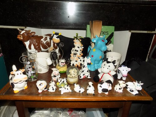 Collection vaches