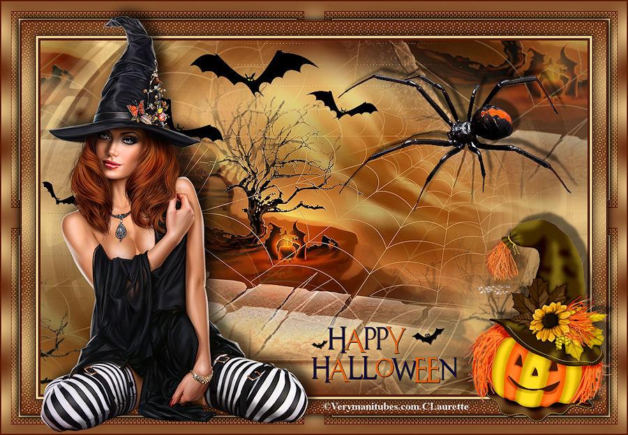 Halloween- krys
