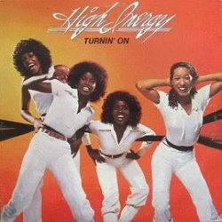 High Inergy - Turnin' On - Complete LP