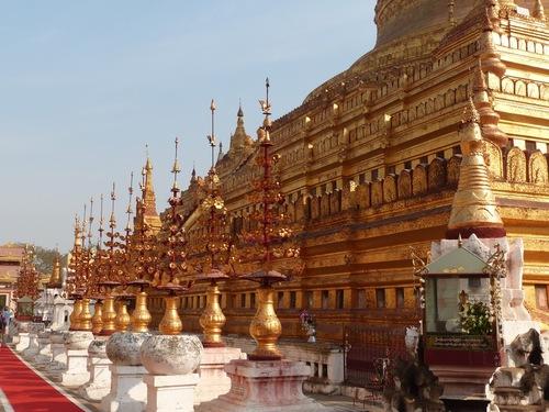 la pagode Shwezigon
