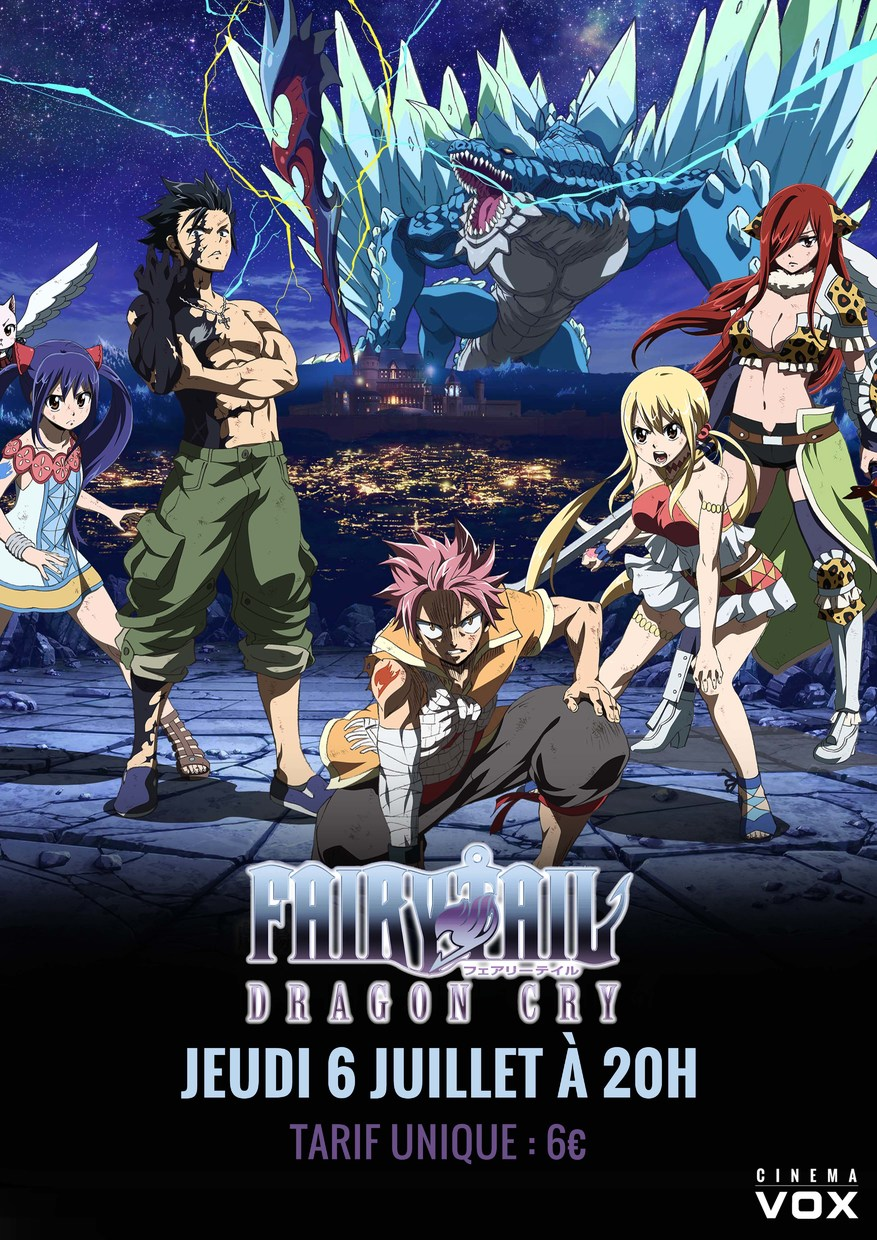 fairy tail dragon cry vostfr uptobox