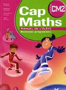 Cap Maths CM2 en fichiers flipchart ACTIVINSPIRE