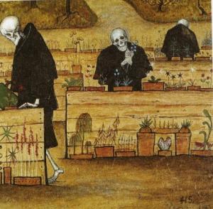 Le Mort Joyeux.....Baudelaire –....