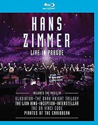 [Test Blu-ray] Hans Zimmer : Live in Prague