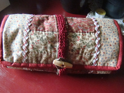 trousse a couture rouleau