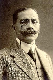 Tallin, maison d'écrivain: Eduard Vilde 1865-1933.
