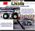 CSR LOCOMOTIVE -CHINA CSR-
