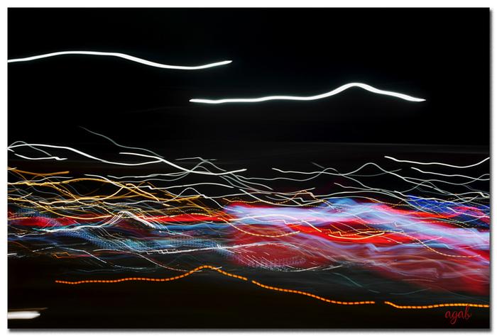 route de nuit - décembre