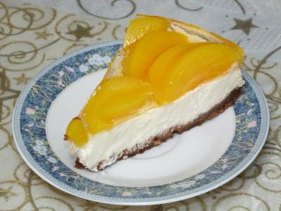 Blog de charlottopoire : Mes petites créas, Gateau façon cheesecake
